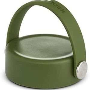 Hydro Flask Wide Mouth Flex Cap - Olive